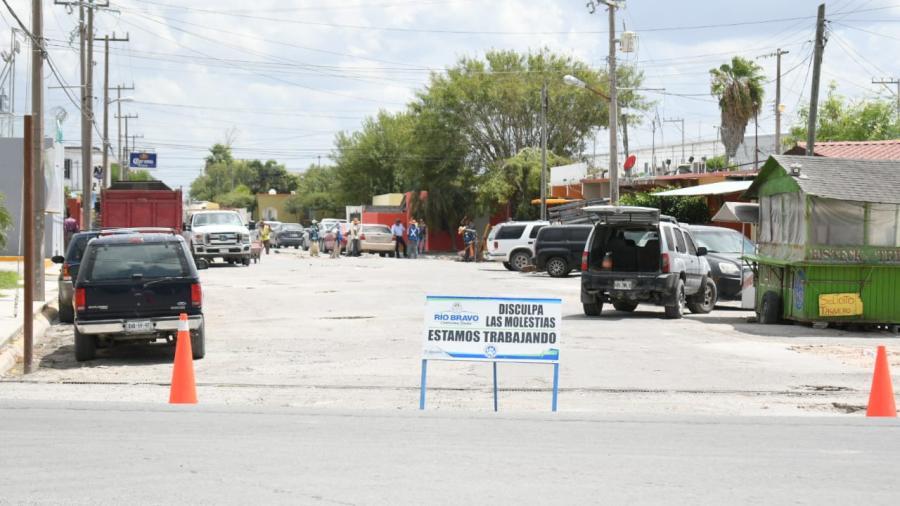 Por rehabilitación cerrarán calle Río Grande