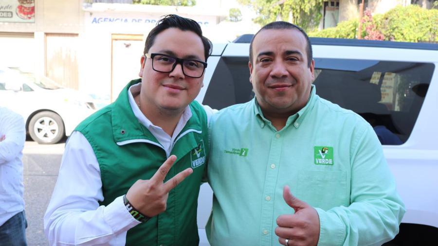 Jesús González inicia campaña y propone plan ecológico para laguna del Carpintero