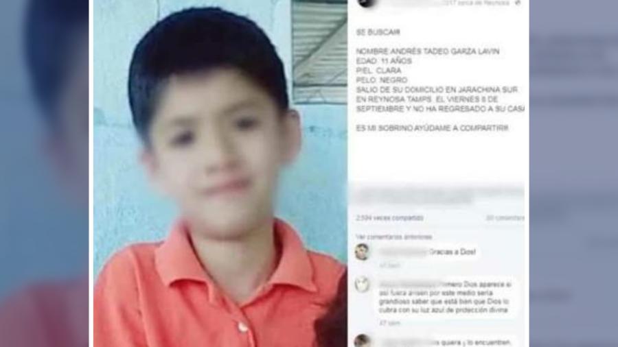 Esta sería la 4ta vez que niño encontrado en NL escapa de su hogar: DIF