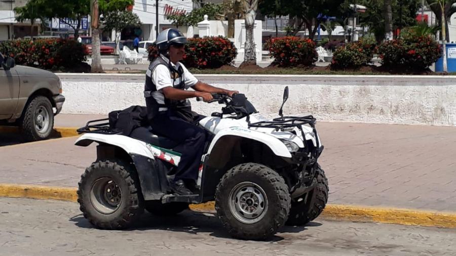Suspenden el operativo grúa por periodo vacacional