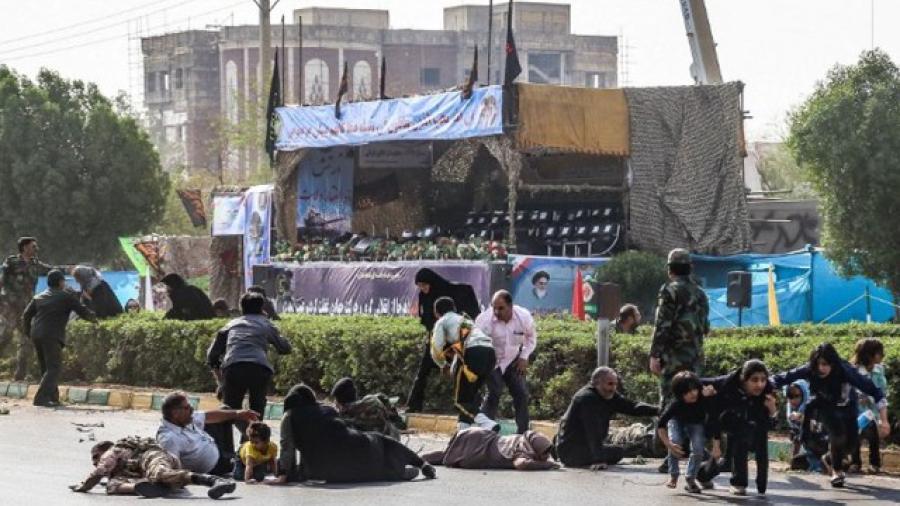 "Irán promete ""terrible"" respuesta a ataque del EI"