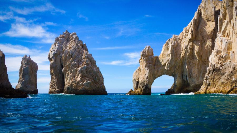 Arco de Cabo San Lucas, en peligro