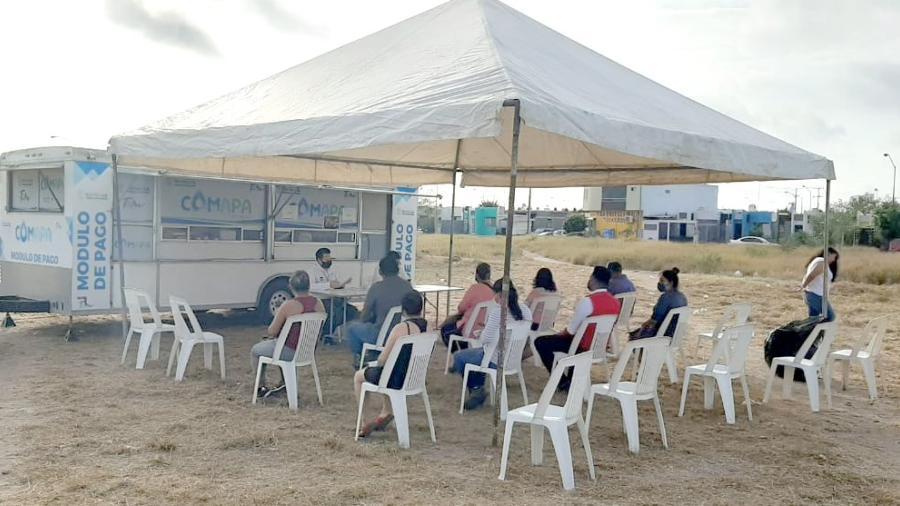 Inicia COMAPA Reynosa un programa de contratación en fraccionamientos