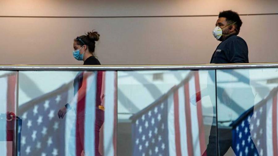 Estados Unidos registra más de 60 mil casos de coronavirus en 24 horas