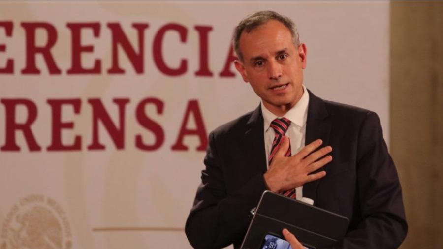 OMS postula a López-Gatell para actualizar reglamento sanitario internacional