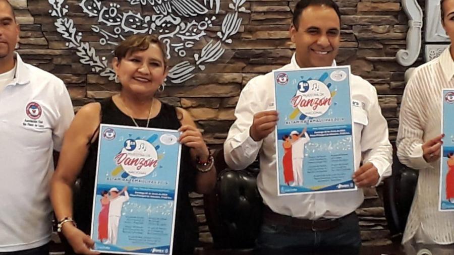 Se llevará a cabo la Primera Muestra Nacional de Danzón en Altamira