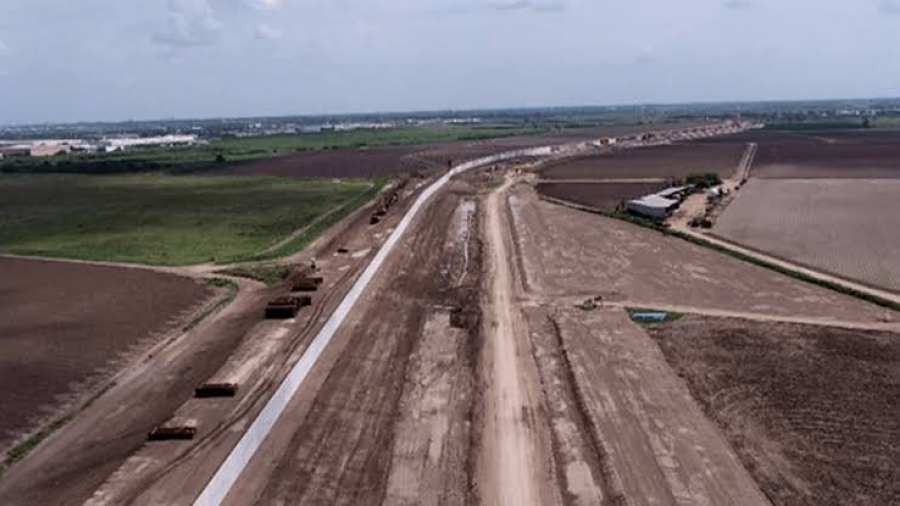 DHS reparará el sistema de diques rotos en Condado Hidalgo