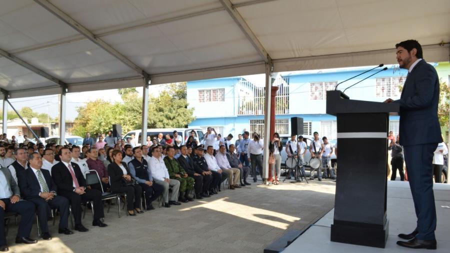 Conmemoran CLXXXVI Aniversario Luctuoso del General Vicente Ramón Guerrero Saldaña
