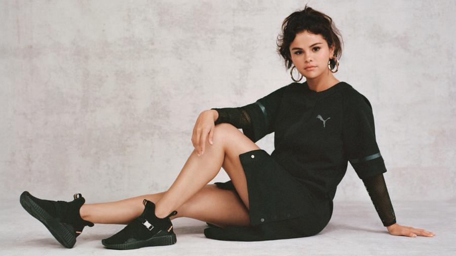 Selena Gomez lanza línea de ropa deportiva en colaboración con PUMA