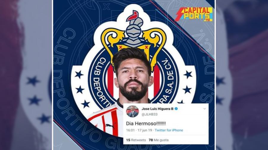 Rumores colocan a Oribe Peralta como refuerzo de la Chivas