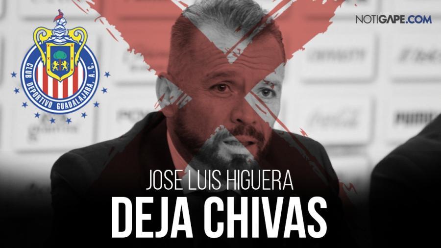 Lunes de despedidas: José Luis Higuera también deja Chivas