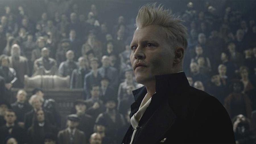 """""""AF: Los Crímenes de Grindelwald"""" debuta en primer lugar de taquilla"""