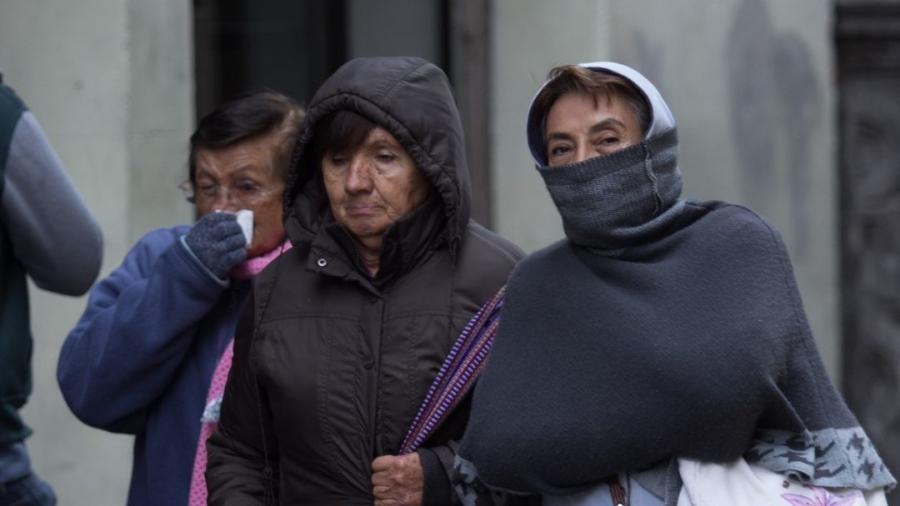 Prevén chubascos, descarga eléctricas y caída de granizo en regiones de México
