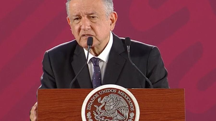 Confirma AMLO que no ha habido mexicanos deportados de EU