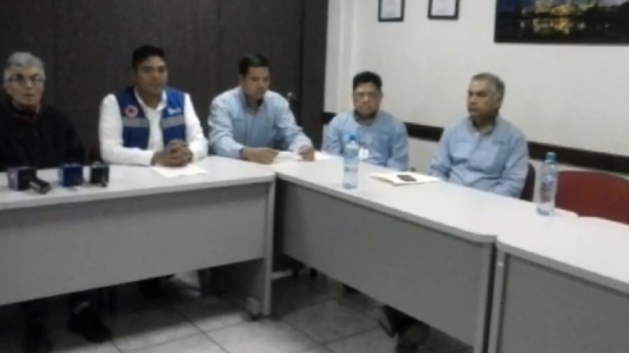 Incendio en empresa del corredor industrial de Altamira no reportó pérdidas humanas, ni lesionados