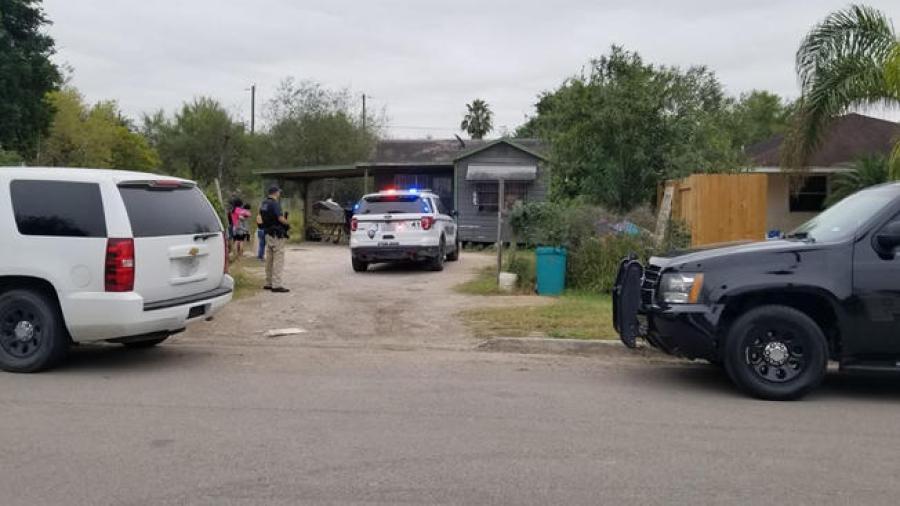Autoridades hallan drogas en una residencia en Álamo