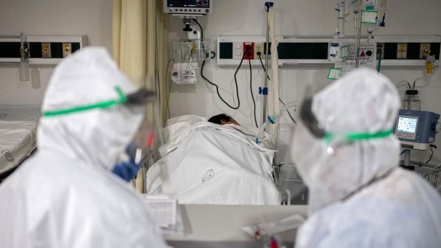 En México, la atención médica más costosa es por COVID-19
