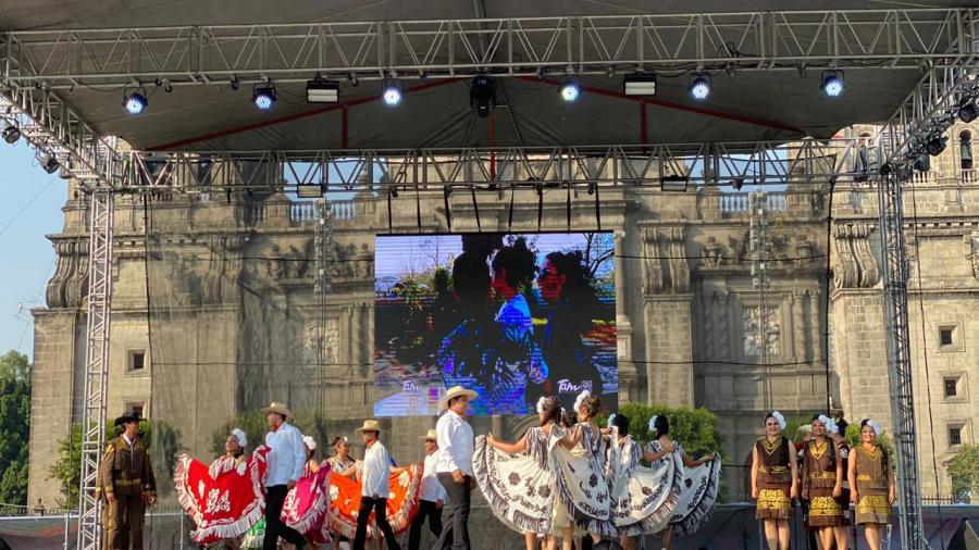 """Productos, sabores y sonidos tamaulipecos destacan en el """"Corazón de México"""""""