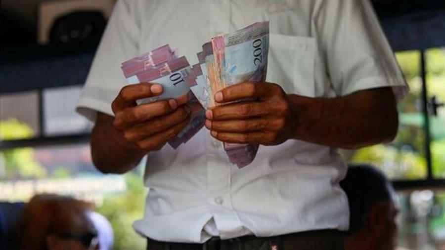 Llegan tres billetes nuevos a Venezuela