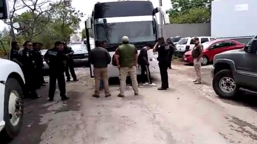 Detiene la Policía Federal a 49 indocumentados en la Victoria - Zaragoza