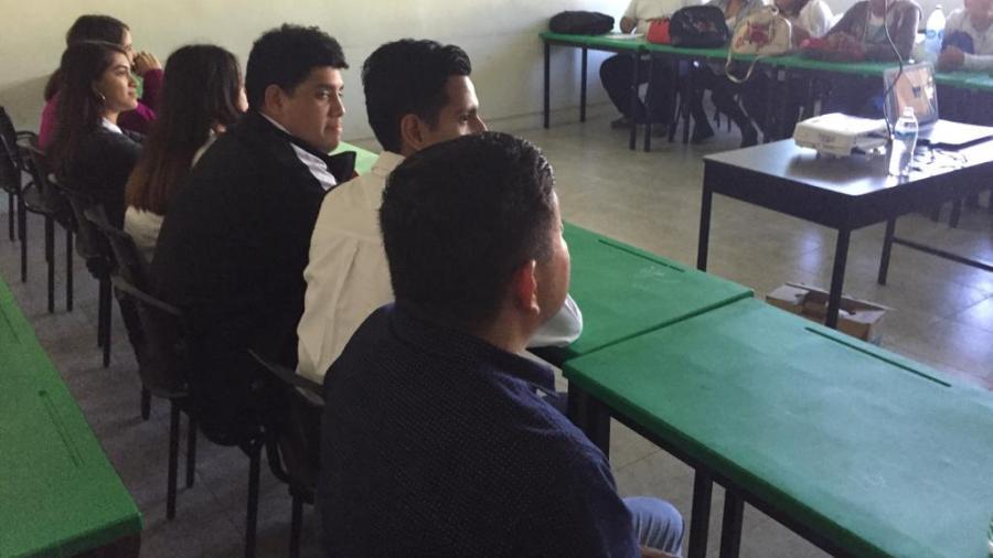 Estudiantes del ITA amplían conocimientos, en la 22ª jornada tecnológica de administración