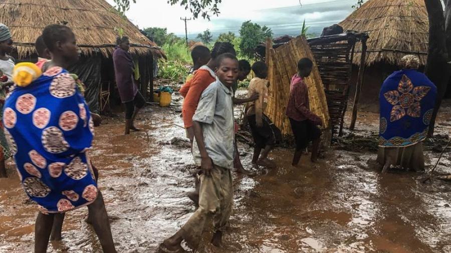 """Beira queda destruida tras el paso del ciclón """"Idai"""""""