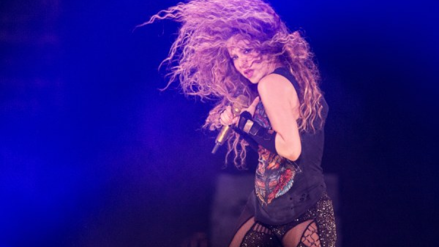 Shakira promete un homenaje latino durante el Super Bowl en Miami