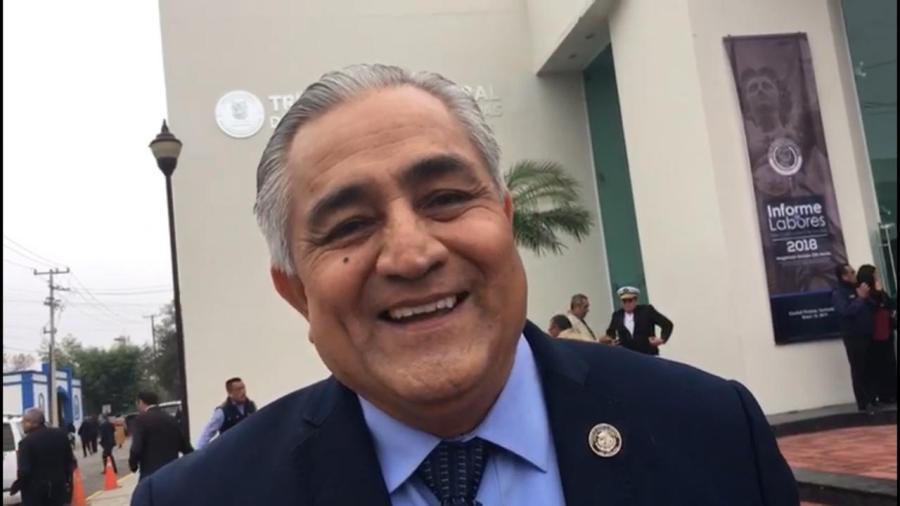Pide Joaquín Hernández Correa cárcel para Romero Deschamps