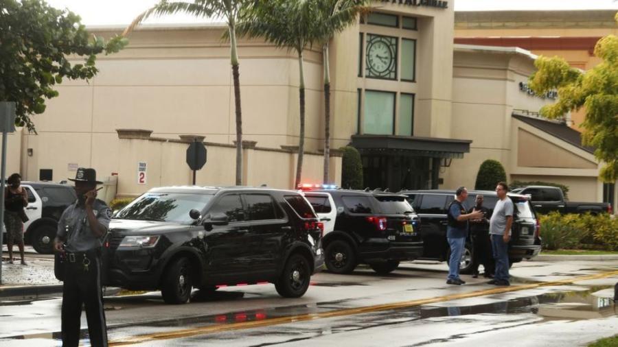 Un herido tras tiroteo en Florida