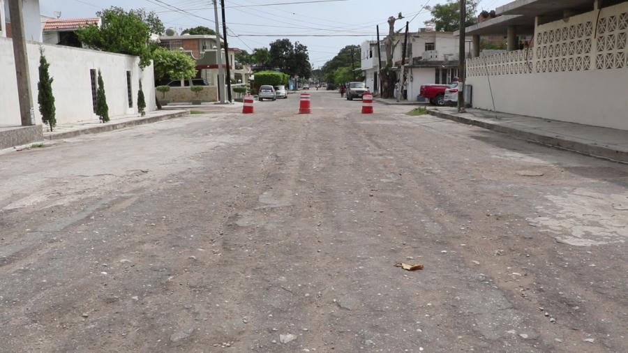 Gobierno de Madero continua con el desarrollo de infraestructura urbana