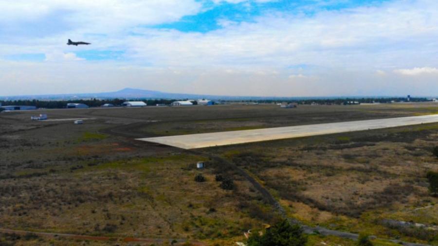 Comenzarán las obras en el Aeropuerto de Santa Lucía