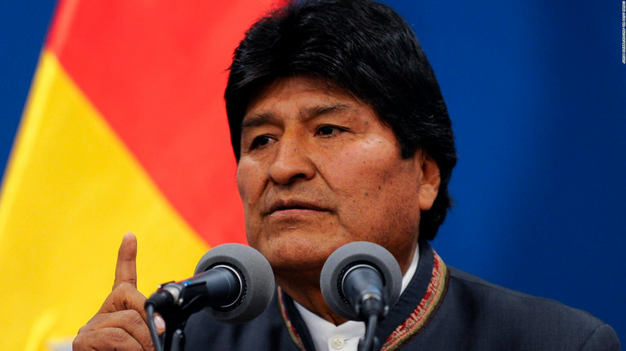 Evo Morales llama a nuevas elecciones en Bolivia