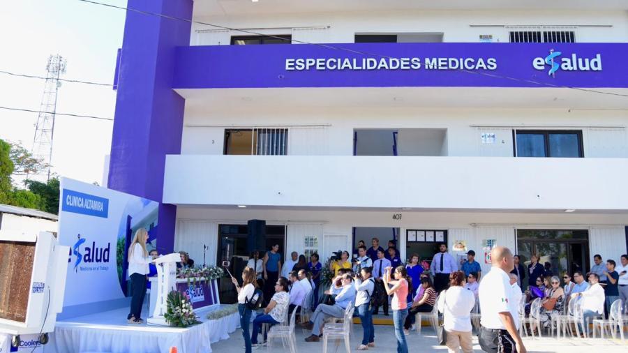 Genera gobierno de Alma Laura Amparán confianza en empresarios para invertir en Altamira