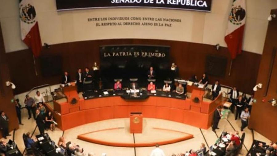 Se lleva a cabo primera lectura sobre T-MEC en el Senado