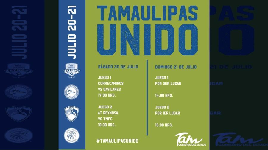 """Ya es Oficial el cuadrangular """"Tamaulipas Unido"""""""