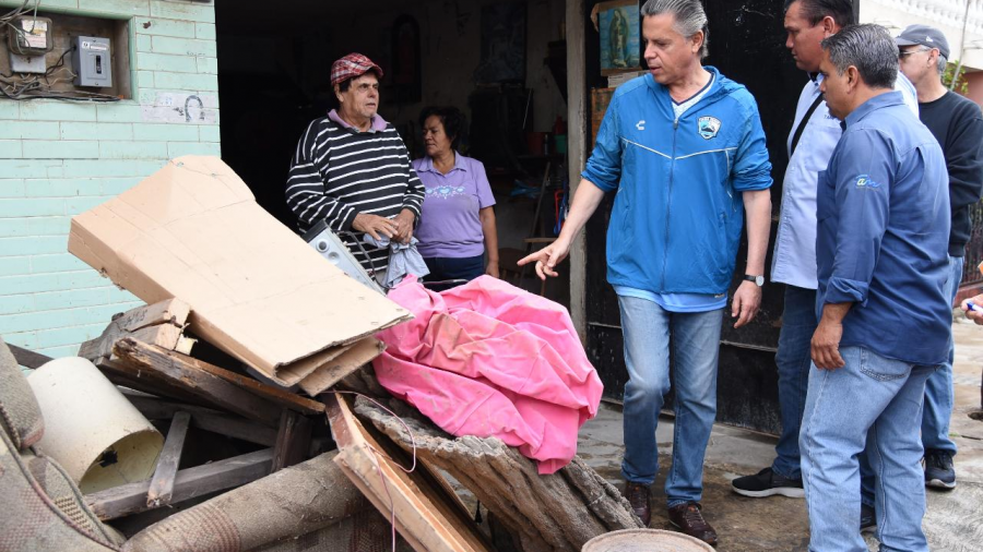 Seguiremos fortaleciendo las acciones de orden y limpieza: Chucho Nader