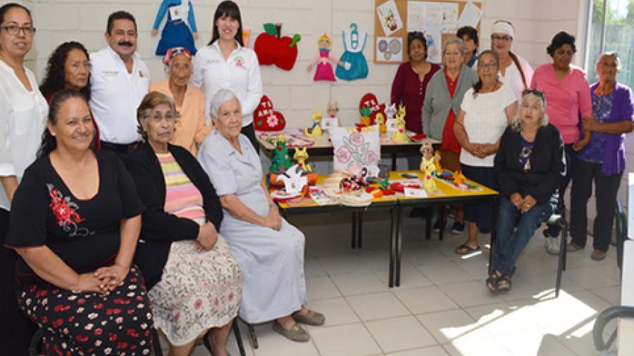 Reconoce alcalde trabajo realizado en Tamul Realito
