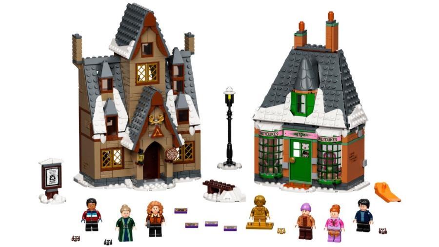 LEGO lanza nuevos sets de la saga 'Harry Potter'