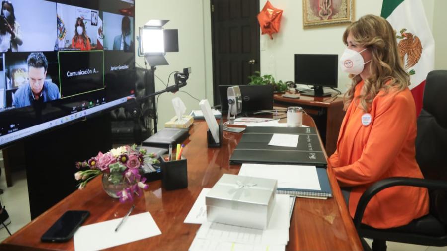 Inaugura Alcaldesa de Reynosa capacitación para Presidentes Municipales
