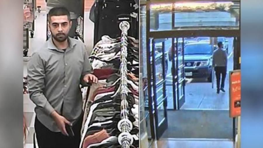 Policía busca a hombre que tomó fotos por debajo del vestido de una mujer