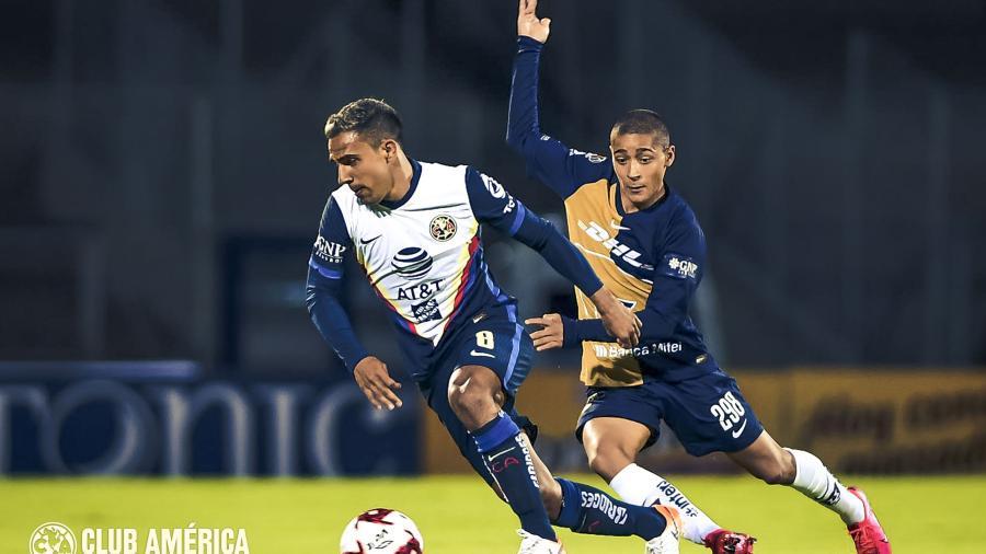 Pumas y América empatan sin goles en el clásico capitalino