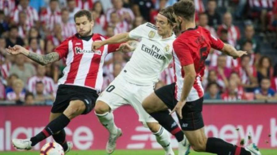 Real Madrid tropieza con empate ante Athletic Club en Liga de España
