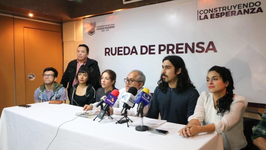 Presentará Madero obra de Compañía Teatral de la UNAM