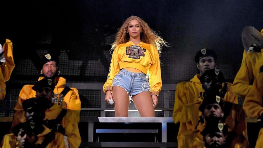 'Homecoming', la nueva cinta de Netflix sobre Beyoncé en Coachella