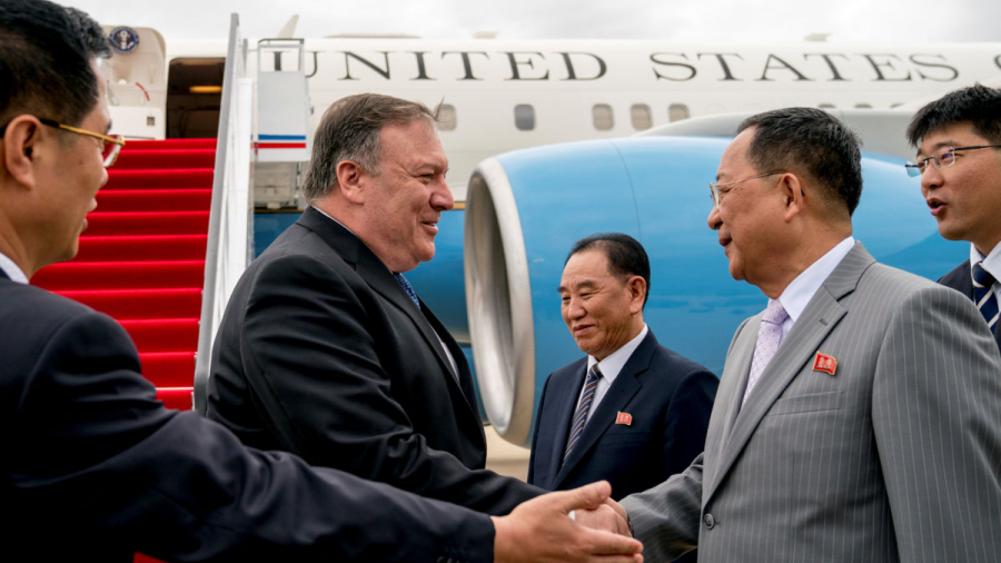 Pompeo llega a Corea del Norte para analizar desnuclearización