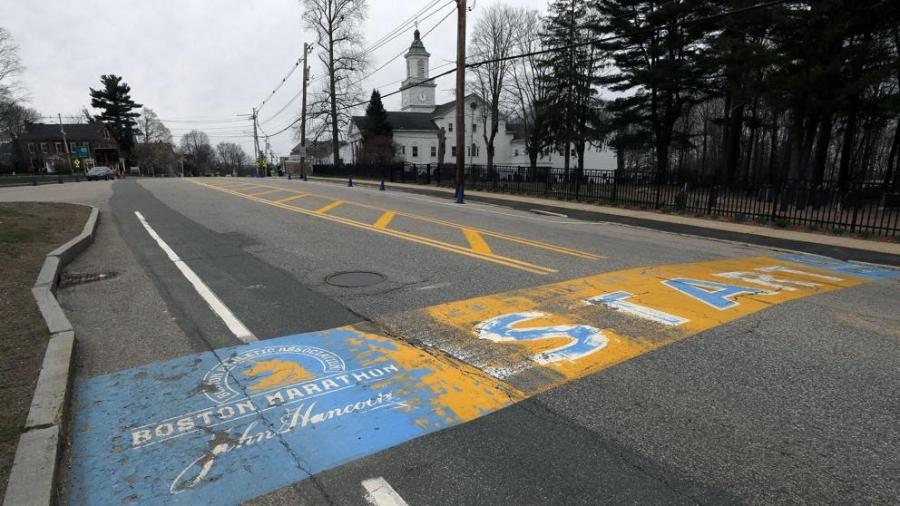 Cancelan por primera vez en 124 años, Maratón de Boston