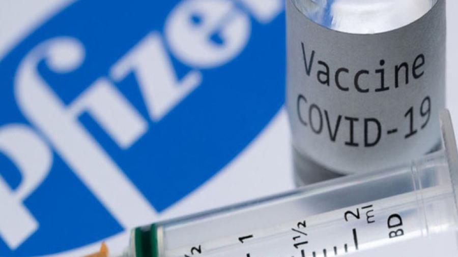 Arriban más de 511 mil vacunas Pfizer para segunda dosis de personal de salud