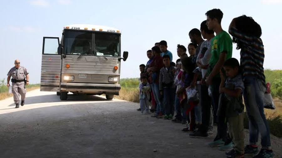 Detienen a mil 300 migrantes en McAllen