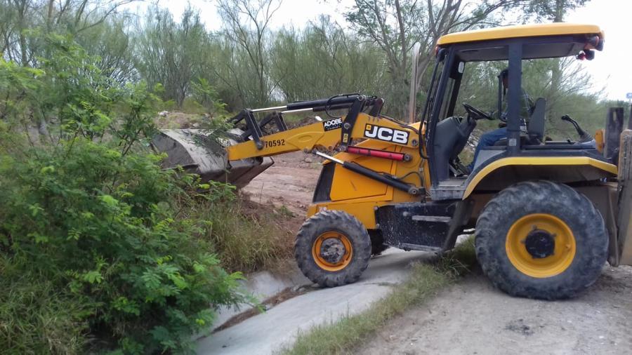 Incrementa Municipio de Reynosa acciones de limpieza y desazolve