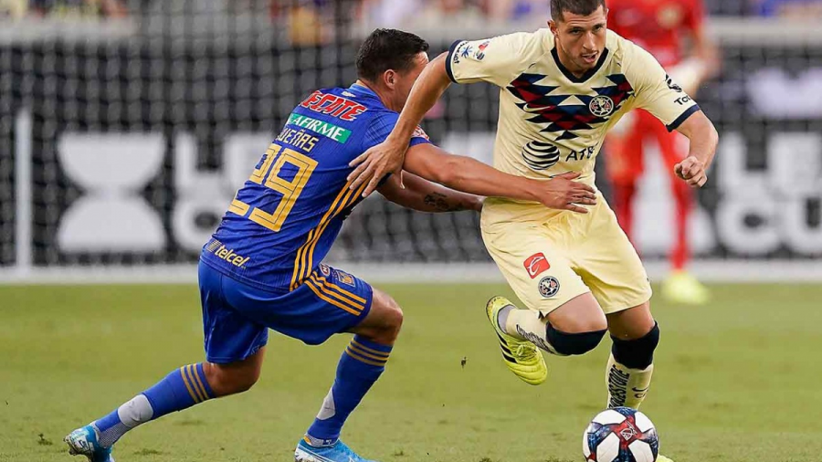 Tigres vence al América y avanza a la final de la Leagues Cup